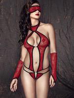 Anais - Ashley Body Red