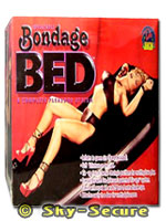 Inflatable Bondage Bed